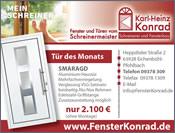 """SMARAGD Aktion """"Tür des Monats"""""""